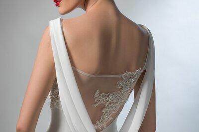 Итальянские свадебные платья My Secret Sposa: вооплощение мечты в реальность
