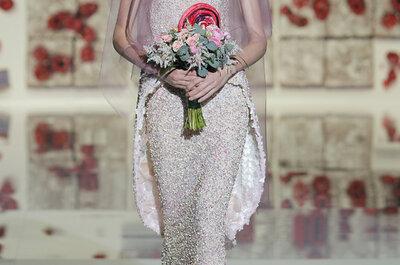 Vestidos de novia 2017: TODAS las tendencias que debes conocer ¡hoy mismo!