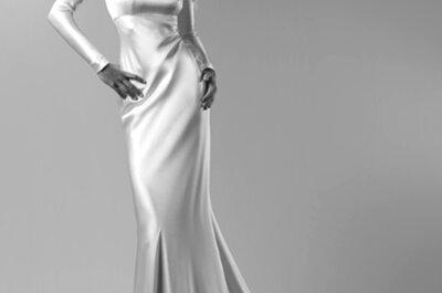 Dalla Spagna a New York, ecco gli abiti da sposa di Isabel Zapardiez