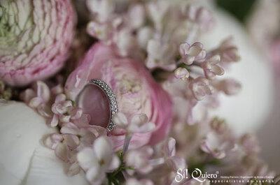 Decora tu boda en tonos rosas