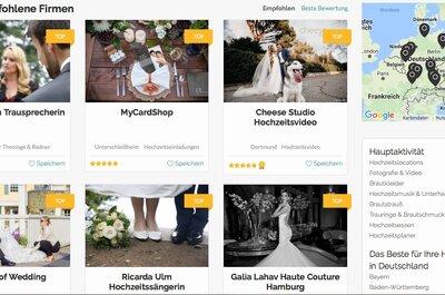 Effektive Hochzeitsplanung: 3 Werkzeuge, mit denen Sie Zeit und Geld zu sparen