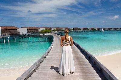 Wie organisieren Sie die perfekten Flitterwochen? Insider-Tipps von Profi-Reisebloggerin