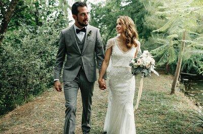Entender el amor a tu lado y nada más: La boda de Betsy y Cha