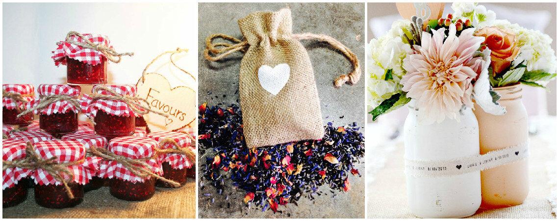 Detalles de boda perfectos para tus invitados: 15 regalos que nunca imaginaste