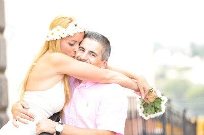 Jesús García Fotografía: imágenes románticas para bodas muy especiales