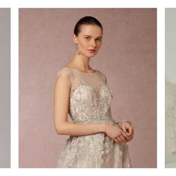 Raffinierte Brautkleider mit Illusions-Ausschnitt für Ihre unvergessliche Hochzeit 2015!