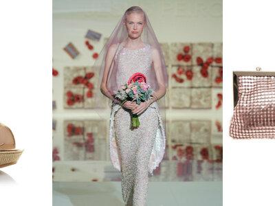 Novia Glitter: Deslumbra a todos con el nuevo look de la semana