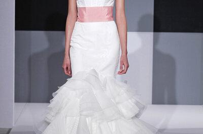 8 Isaac Mizrahi wedding dresses for Kleinfeld 2013