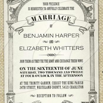 Especial de Invitaciones para tu casamiento