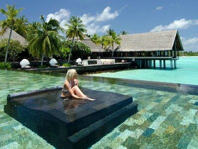 Honeymoon-Traum mit Inselfeeling: Das One&Only Reethi Rah auf den Malediven