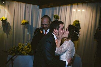 Daniela y Nicolás, una boda que contrasta lo vintage y rústico con mucho encanto