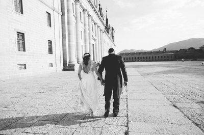 Te amaré por mil años más: la boda de Cristina y Diego