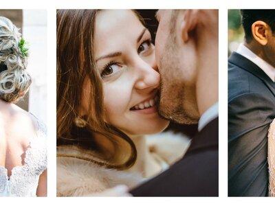 Unsere liebsten Hochzeitsküsse 2016 – Genießen Sie mit uns den romantischsten Hochzeitsaugenblick!