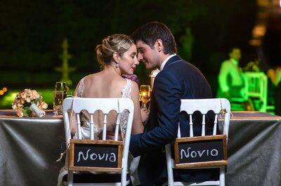 Las 8 cosas que NO debes contar sobre la organización de tu boda. ¡Atenta!