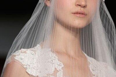 Reem Acra Fall 2013 Wedding Dresses: Old World Romance