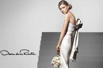 Oscar de la Renta 2010 Wedding Dresses