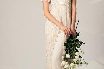 Así luce la colección de novias 2015 de Temperley London: Vestidos que te harán soñar