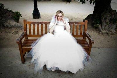 8 razones para elegir un vestido de novia corto