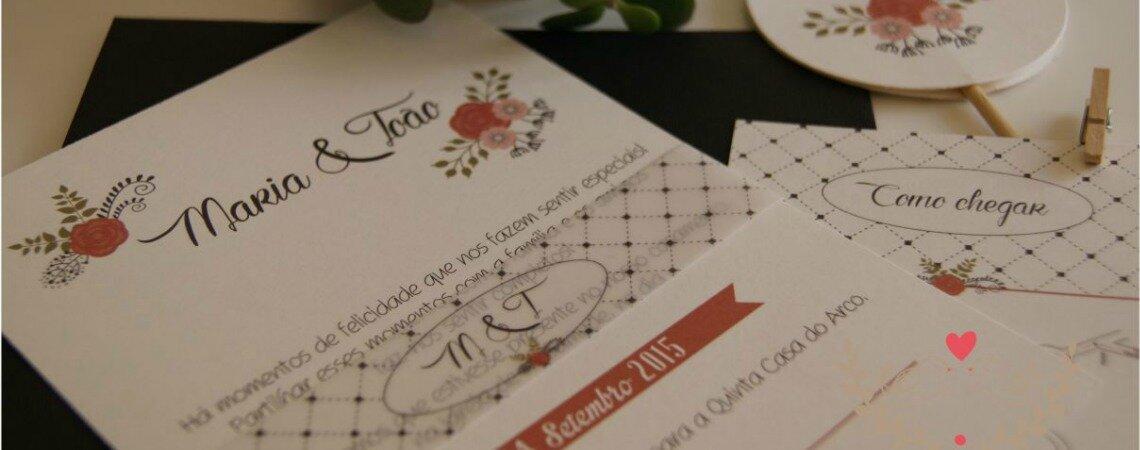 Joana Figueiredo: Chegou o mês dos convites!