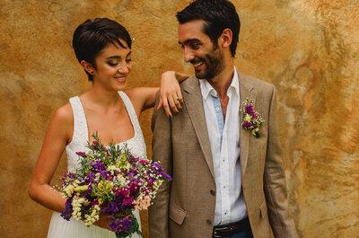 Un amor a color y para siempre: La boda de Elsa y Fede en Puerto Escondido