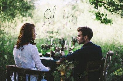 Как организовать вашу помолвку? Оригинально и романтично!