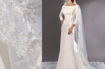 Apuesta por la exclusividad en tu boda con un vestido de novia o invitada a medida