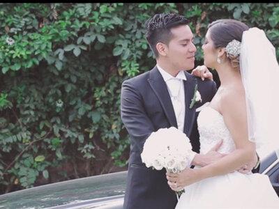 Fergie y Roberto: una boda llena de risas y amor