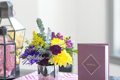 Decora tu boda con la energía del color amarillo: Las mejores ideas para transformar tu gran día.