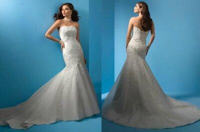 Alfred Angelo : notre sélection de robes de mariée