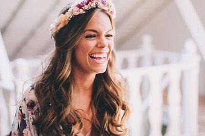Tendencias de maquillaje de novia para 2017: ¡lo que no te puedes perder!