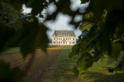Visitez le Château de Dangu, un lieu de réception historique et somptueux pour votre mariage