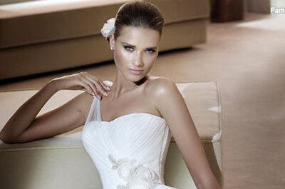 Pronovias 2011: wedding dress collection