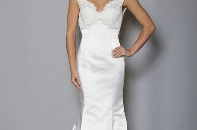 Anne Barge wedding collection Fall 2012