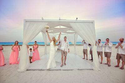 Empieza la luna de miel el día de tu boda: Romance By Paradisus