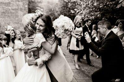 ¿Por qué las fotos en blanco y negro de la boda son las más bonitas?