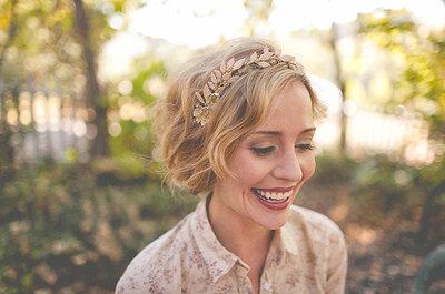 Idées de coiffures de mariage 2013