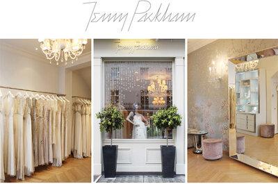 Jenny Packham Weddings at the Mandarin Oriental in London