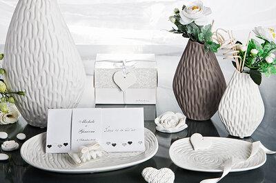 I 3 consigli da non perdere per scegliere le bomboniere perfette per le tue nozze