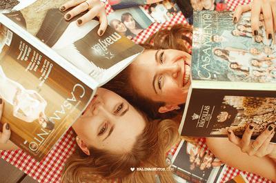 Ensaio pré casamento de Marina & Marilia: melhores amigas e futuras noivas!