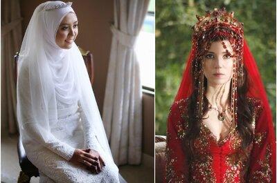 Inspiratie voor bruidsjurken vanuit het Oosten: ontdek de schoonheid van de traditie!