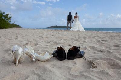 Un mariage sous les tropiques en Martinique avec Honeymoon