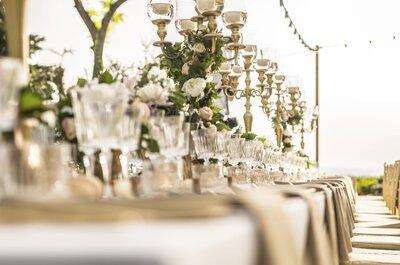 I piccoli e grandi dettagli che potresti dimenticare se non ti affidi ad un wedding planner