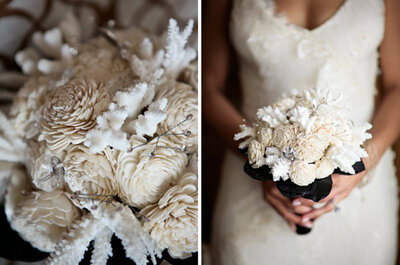 Flurry of Florals: Winter Bridal Bouquet Ideas for Your Holiday Wedding