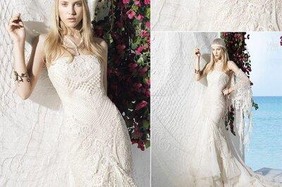 Sélection de robes de mariée 2013