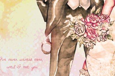 Heiraten wie Ana Steele und Christian Grey aus dem Roman Shades of Grey!