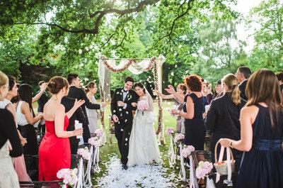 16 beschamende momenten die gebeuren op jouw bruiloft! Of je het nou wilt of niet
