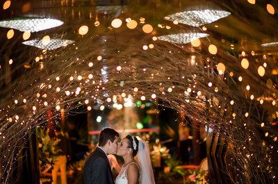 Decoração aérea: 5 dicas SENSACIONAIS para o seu casamento!