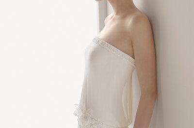 Un trionfo di dettagli per 'Soft' la collezione 2015 di Rosa Clará