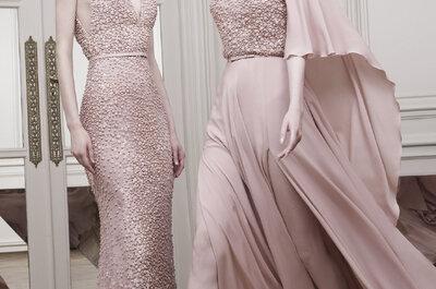 Looks de noiva Elie Saab 2015 Resort: lindos e nada convencionais