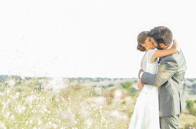 Amor viajero: la boda de Carolina y Dave